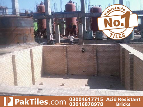 Acid Resistant Tiles Thickness