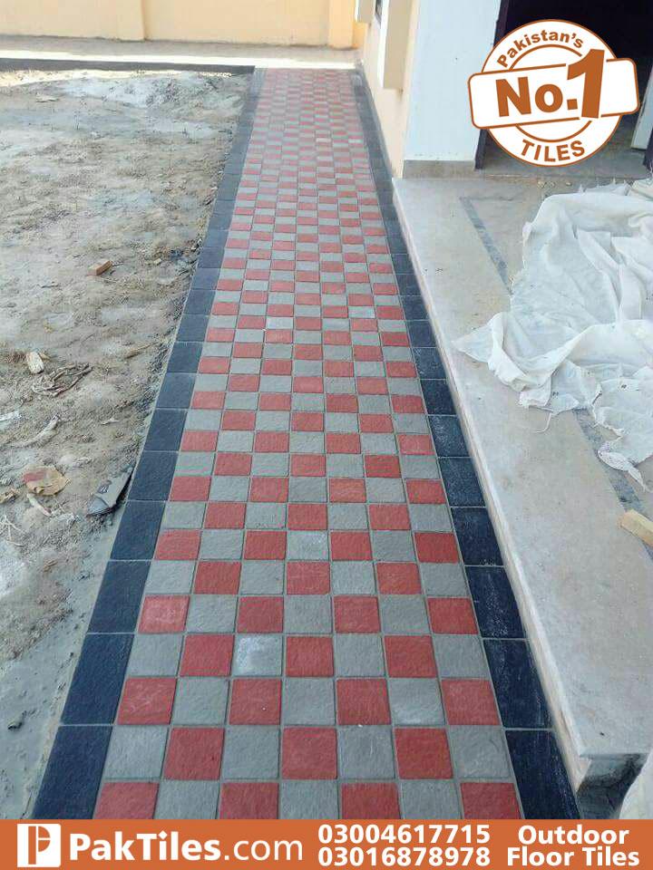 outdoor tiles design in pakistan