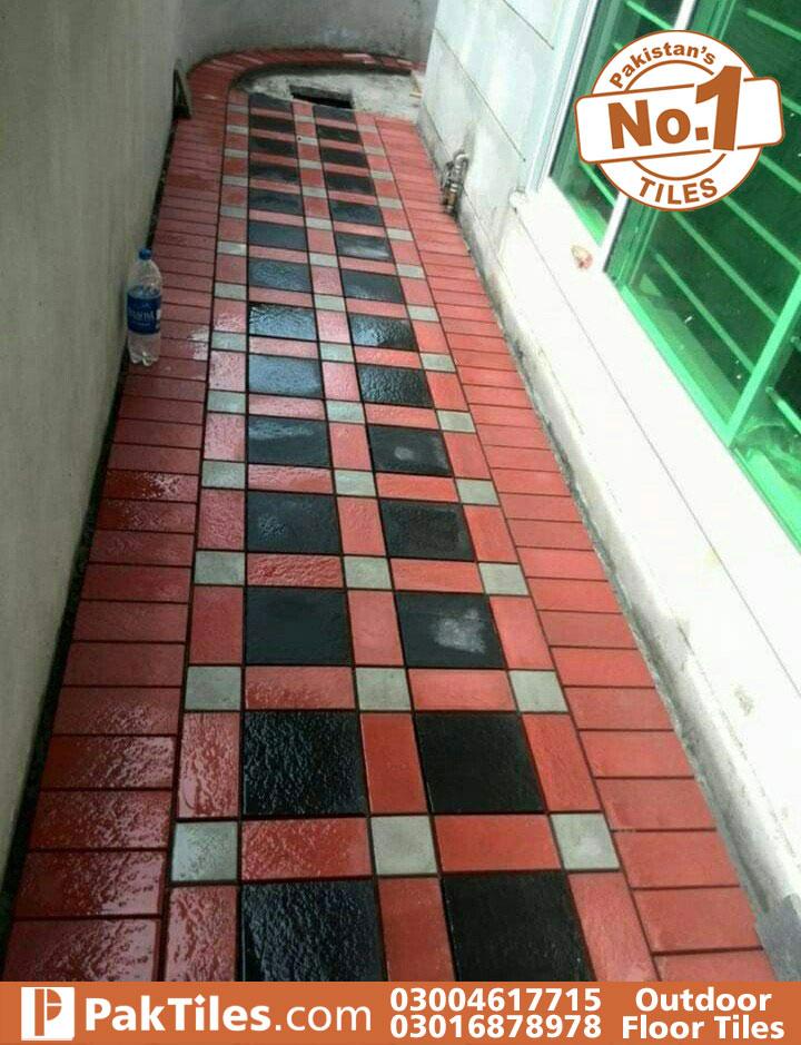 outdoor tiles floor design in pakistan