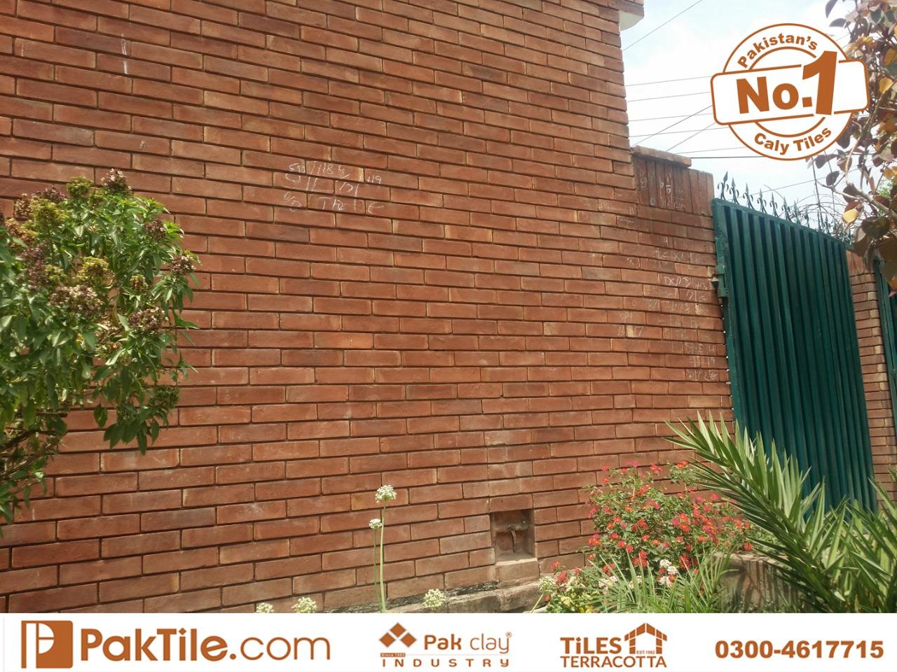 brick facade tiles