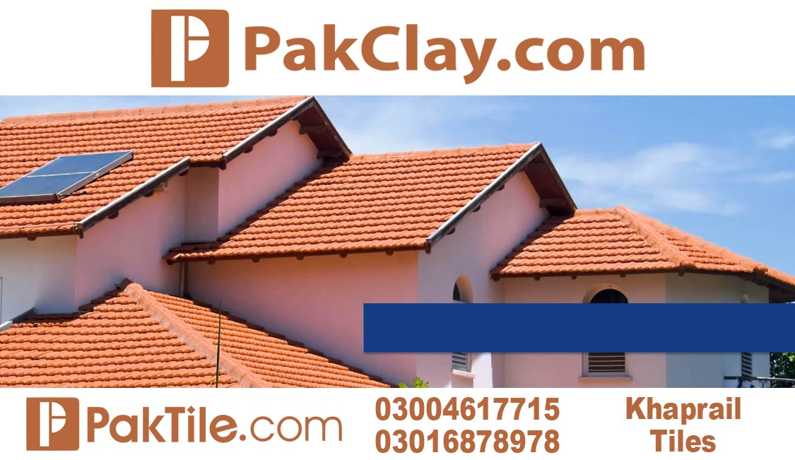 French Khaprail Tiles Colors Terracotta