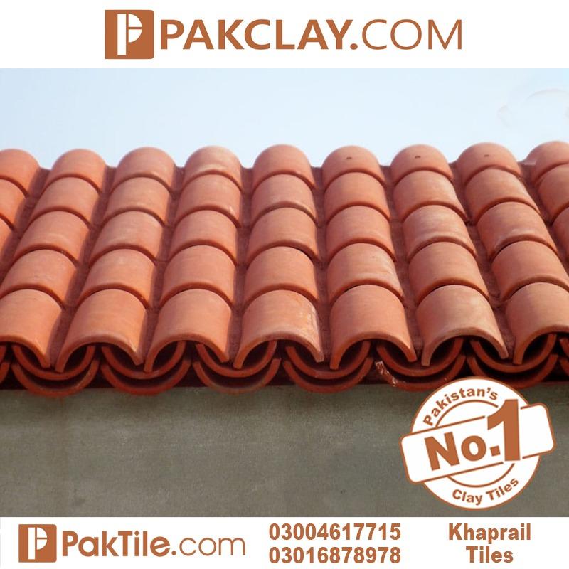 Kagan Khaprail Tile Texture Clay Roof Tile
