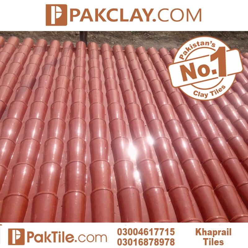 Glazed khaprail colors Khaprail Tiles in Gujranwala