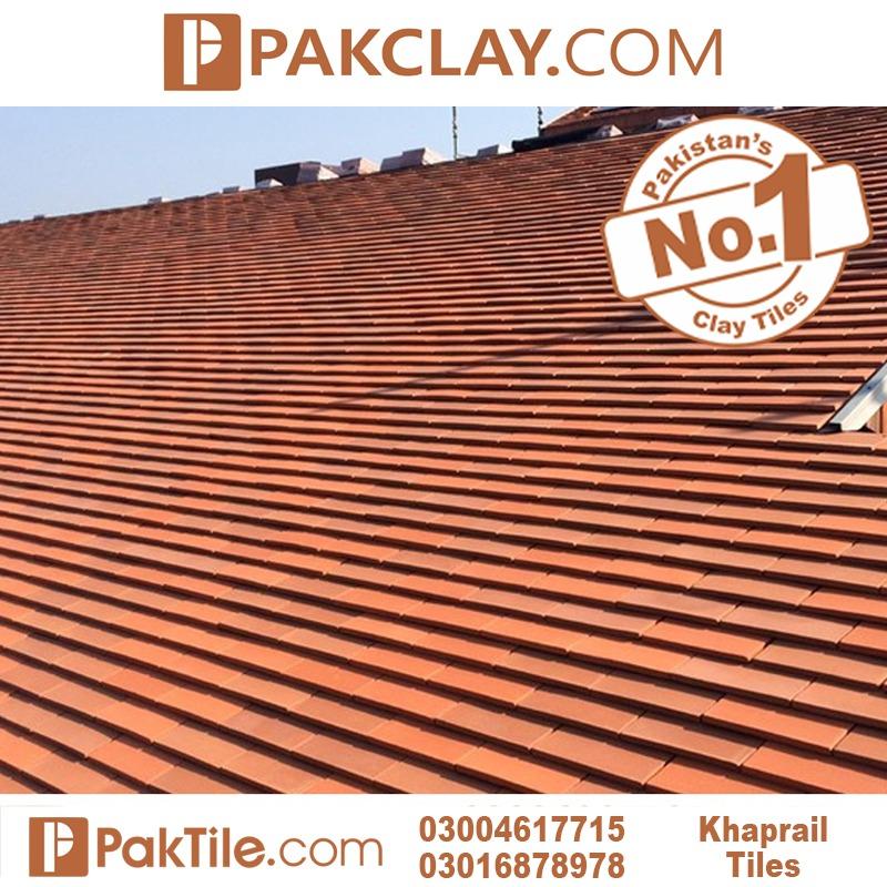 Red roof tiles khaprail colours house design