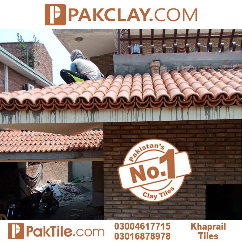 Types of khaprail tiles house design
