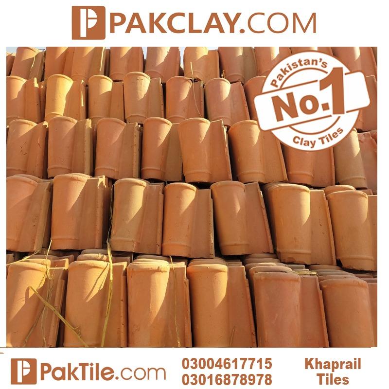 House front khaprail tiles design