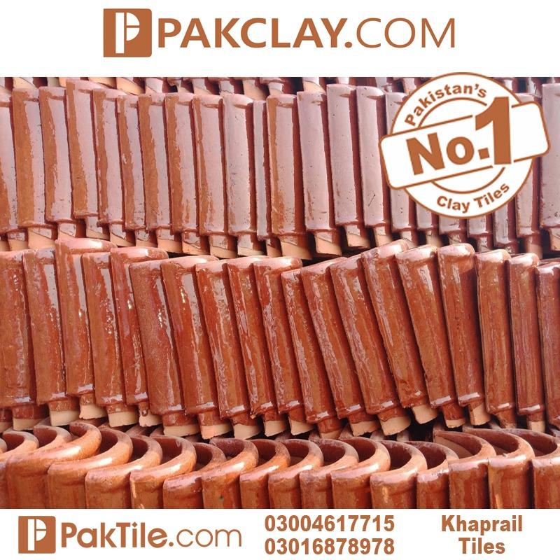 Types of khaprail tiles price in Pakistan