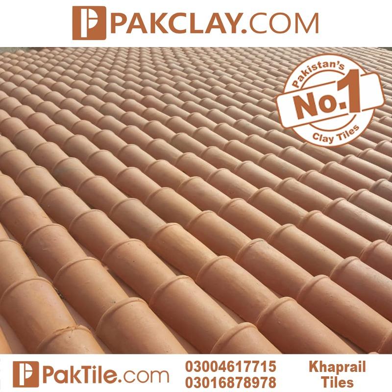 Clay Roof khaprail tiles in Rawalpindi