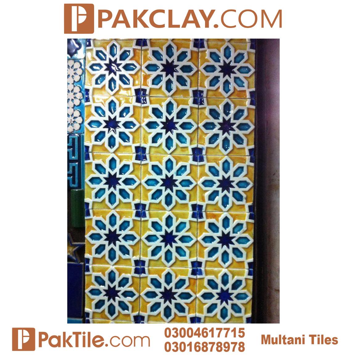 10 Pak clay wall tiles shop online multani tiles price