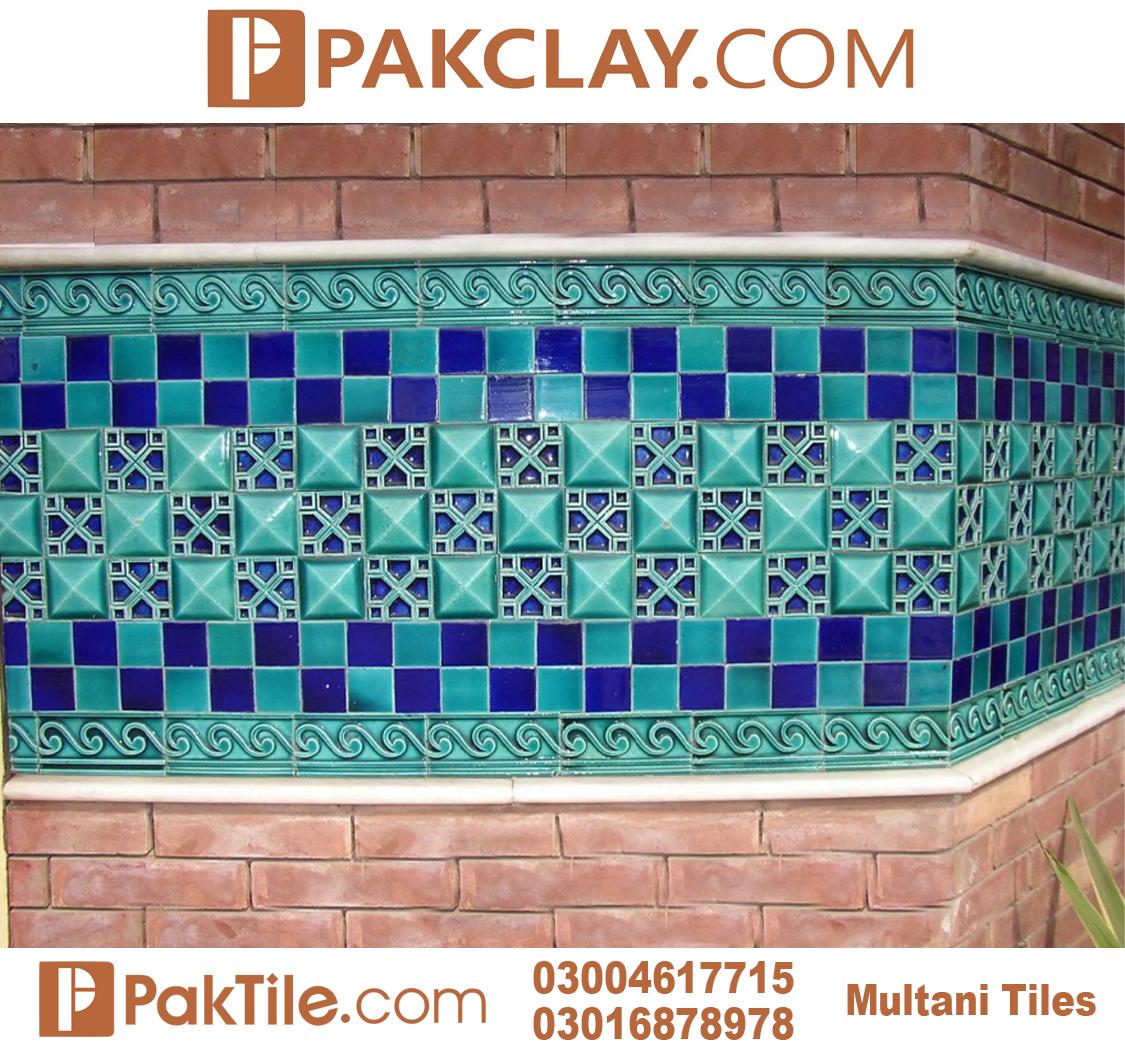 5 Pak Clay Outdoor Wall Multani Tiles Islamabad