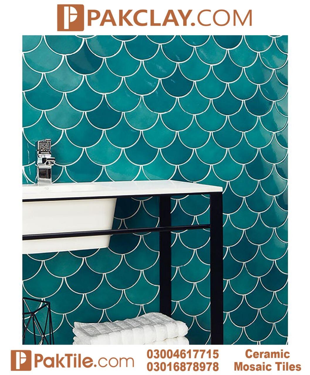 Pak Clay Ceramic Wall Handmade Tiles Pakistan